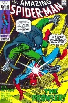 Amazing Spider-Man Vol 1 93