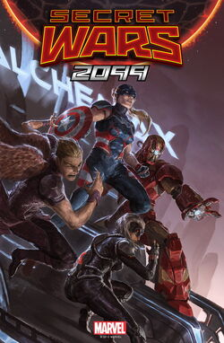Secret Wars 2099 Vol. 1