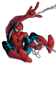 Amazing Spider-Man Vol 5 3 Second Printing Variant Textless