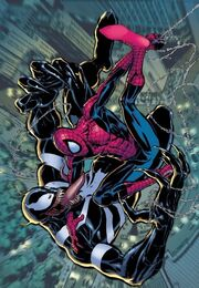 Venom (Mac Gargan) vs Spider-Man