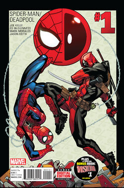 Spider-Man Deadpool Vol. 1 -1