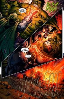 Doom vs Hulk