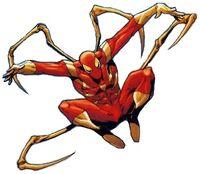 Patrick Scarlet Spider2