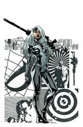 Silver Sable and the Wild Pack Vol. 1 -36 Textless