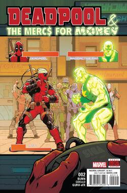 Deadpool & the Mercs for Money Vol. 2 -2