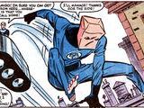 Spare Fantastic Four Costume