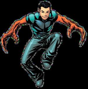 Humberto Lopez (Earth-616)