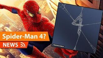 Sam Raimi's Spider-Man 4 Teased by Marvel