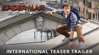 映画『スパイダーマン:ファー・フロム・ホーム』特報(6.28世界最速公開)