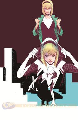 Edge of Spider-Verse Vol. 1 -2
