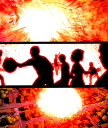 Explosion stamford