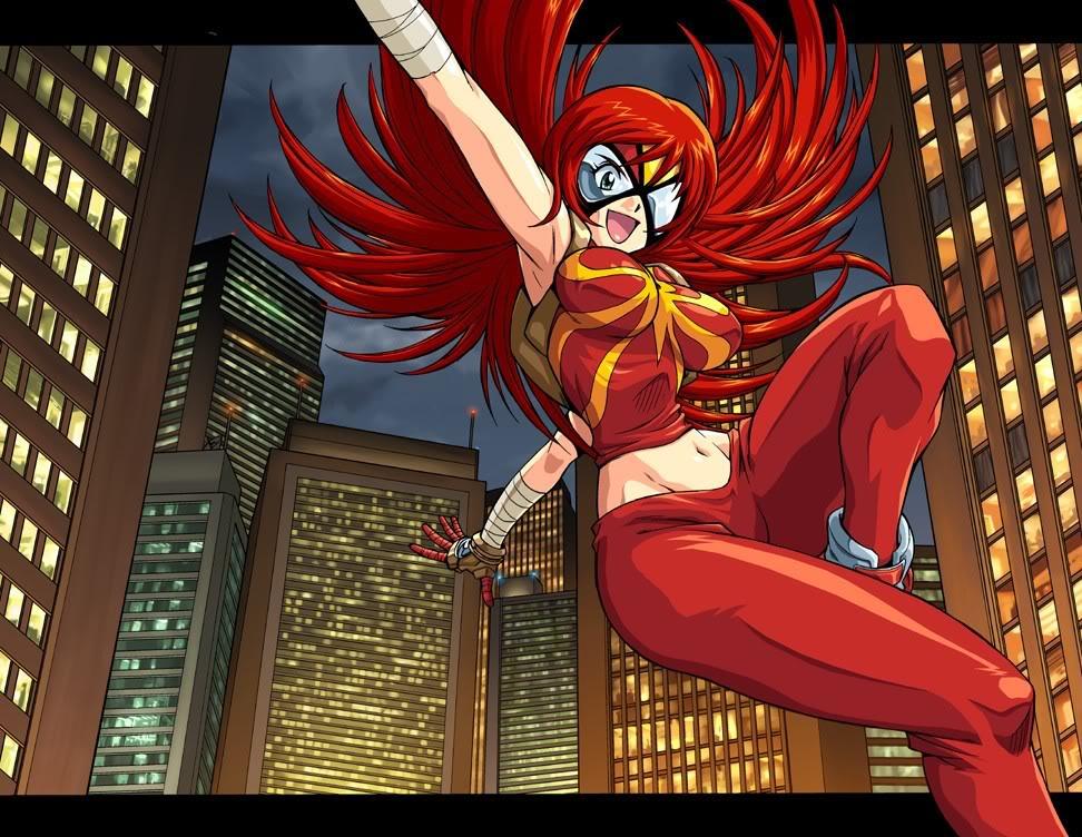Mary Jane Watson Earth2301 SpiderMan Wiki FANDOM