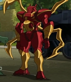 Iron Spider Hulkbuster Armor