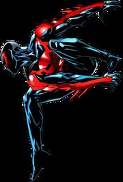 Spider-Man-2099 traje