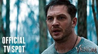 "VENOM - TV Spot ""Devil"" NEW (2018) Tom Hardy Superhero Movie HD"