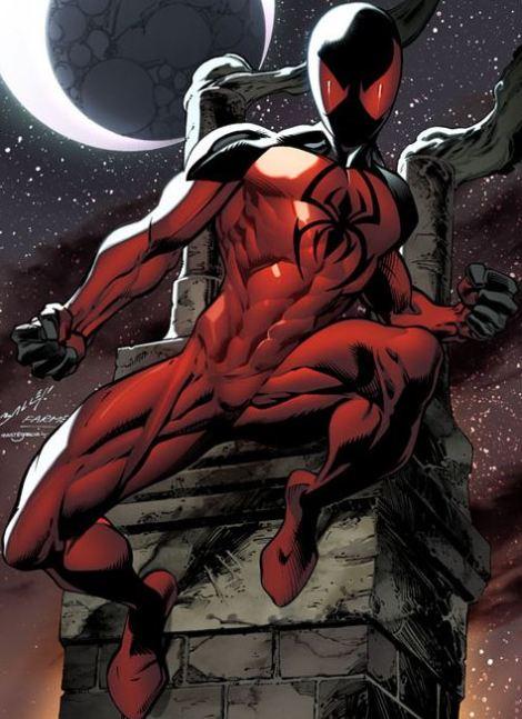 Kaine Parker Earth 616 Spider Man Wiki Fandom