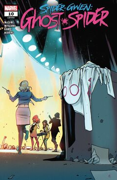 Spider-Gwen Ghost-Spider Vol 1 10