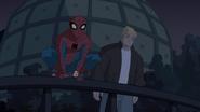 Spider Man y Eddie Brock ideando un plan - Natural Selection