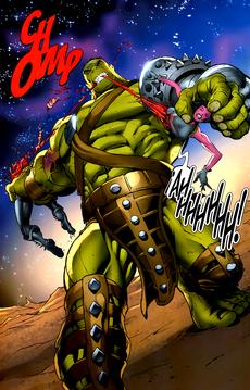 Hulk Zombi