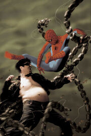Spider-Man vs Doctor Octopus