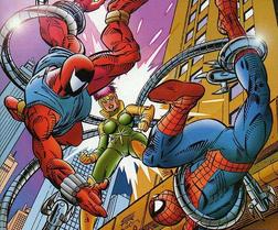 Carolyn vs Spiders