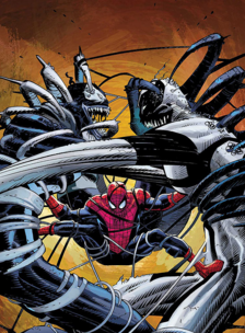 Venom vs Anti venm