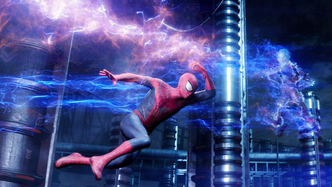 Spider-Man vs Electro 2