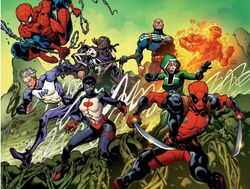Avengers Unity Division (Earth-616)