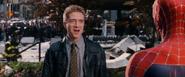 Eddie conoce a Spider-Man