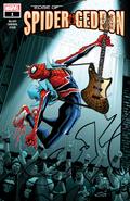 Edge of Spider-Geddon Vol 1 1