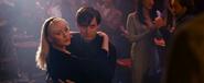 Peter luego de bailar con Gwen
