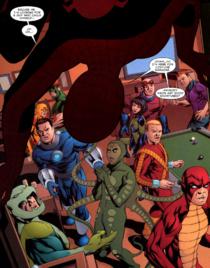 Spider-Man en el bar sin nombre