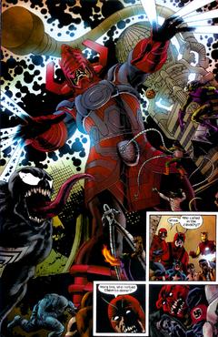 Galactus vs Zombis