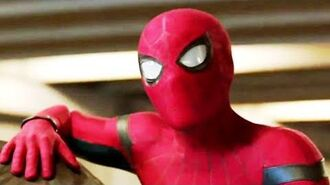 "Spider-Man Homecoming ""Advice"" Trailer (2017) Tom Holland Marvel Movie HD"