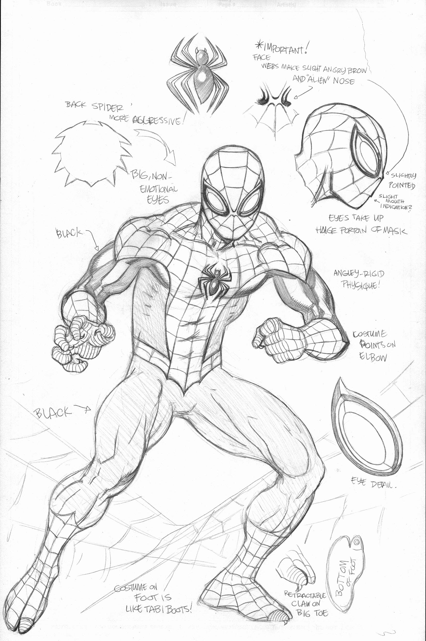 Spider Man Unlimited Coloring Pages. SuperiorSpiderMan Designs jpg Image  Spider Man Wiki FANDOM