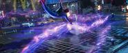 Electro atacando a Spider-Man
