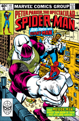 Peter Parker, The Spectacular Spider-Man Vol 1 41