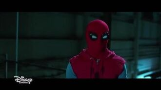 """SPIDER-MAN HOMECOMING """"Spider Suit Options"""" Official Preview HD (2017) Tom Holland"""