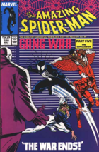 The Amazing Spider-Man Vol 1 288
