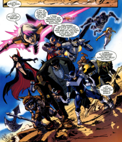 Thunderbolts Earth-616