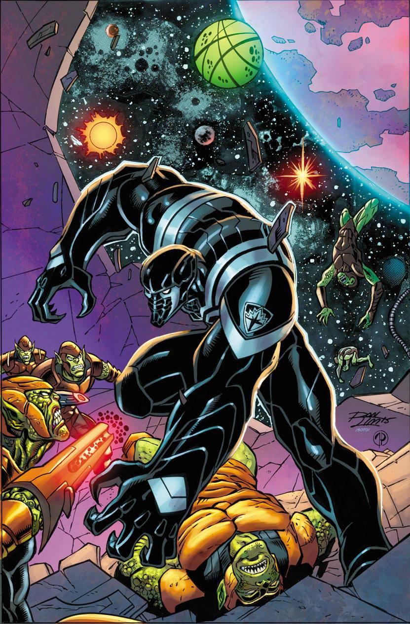 Venom Space Knight Vol 1 1 Lim Variant Textless