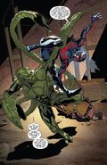 Spider-Man 2099 vs. Mainstream Scorpion