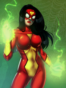 Spider-Woman poderes