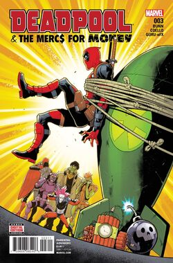 Deadpool & the Mercs for Money Vol. 2 -3