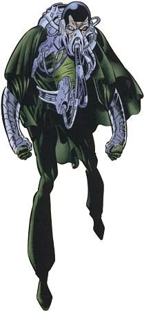 Mendel Stromm (Earth-616)