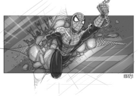 Spiderman 4 arte conceptual