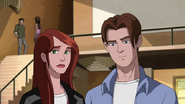 Peter Parker and Mary Jane Watson (Earth-12041) 1