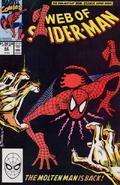 Web of Spider-Man Vol 1 62