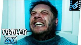 VENOM Trailer (2018) 4K Ultra HD Tom Hardy, Riz Ahmed, Michelle Williams