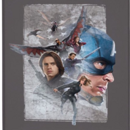 Civil War - Promocional Team Cap